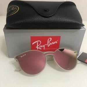 🕶Ray-Ban RB4380N Pink Sunglasses